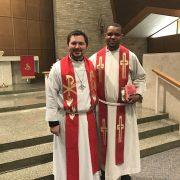 Photo of Rev. Nick Kooi and Rev. Demelash Yoseph