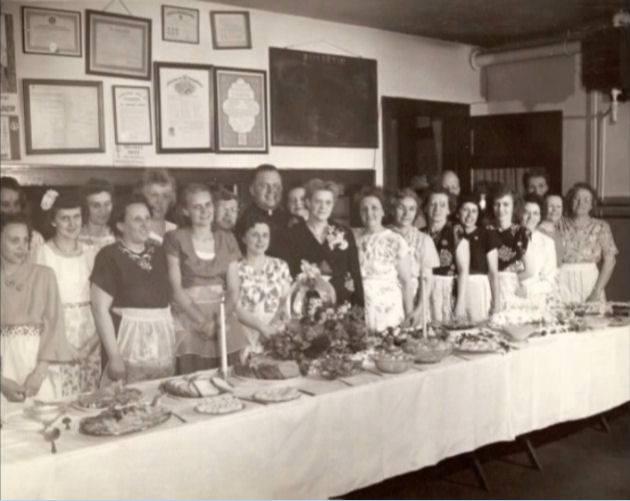 Emmaus Church Dinner
